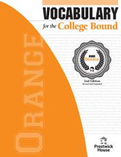 Vocabulary for the College Bound PDF