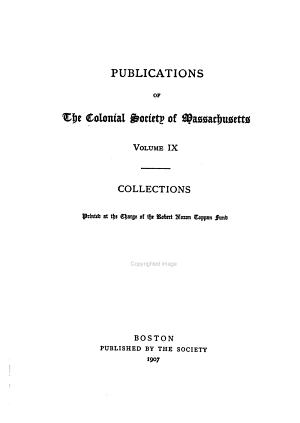 Check list of Boston Newspapers  1704 1780 PDF