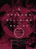 Freedom of Religion and Belief  A World Report PDF