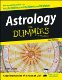 Astrology for Dummies, 2nd Ed