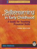 Skillstreaming in Early Childhood PDF