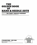 Golden Book of Hand and Needle Arts
