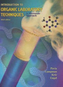 Introduction To Organic Laboratory Techniques Book PDF