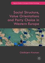 Social Structure, Value Orientations and Party Choice in Western Europe