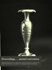 Proceedings of the ... Annual Convention