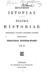 Polybii Historiae: Volume 2