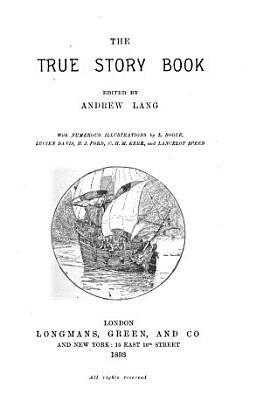 The True Story Book PDF