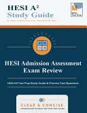 HESI Admission Assessment Exam Review