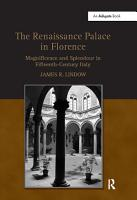 The Renaissance Palace in Florence PDF