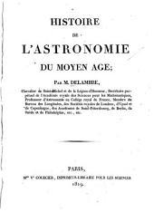 Histoire de l'astronomie ancienne: Volume3