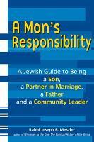 A Man s Responsibility PDF