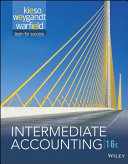 Intermediate Accounting  Sixteenth Edition with WileyPlus Card Set