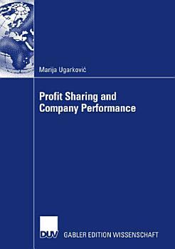 Profit Sharing and Company Performance PDF