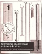 Suplemento al diccionario universal de Física: Volumen 10