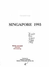 Singapore 1993 PDF