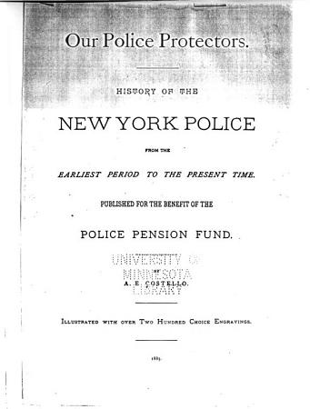 Our Police Protectors PDF