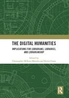 The Digital Humanities PDF