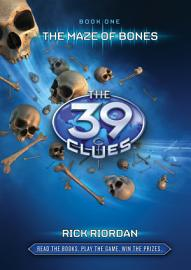 The 39 Clues 1  The 39 Clues  The Maze Of Bones