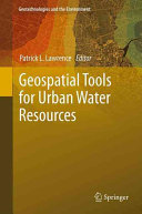 Geospatial Tools for Urban Water Resources PDF