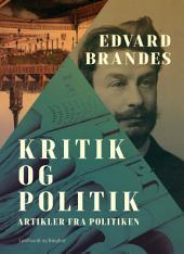 Kritik og politik: artikler fra Politiken