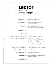 Lector Book PDF
