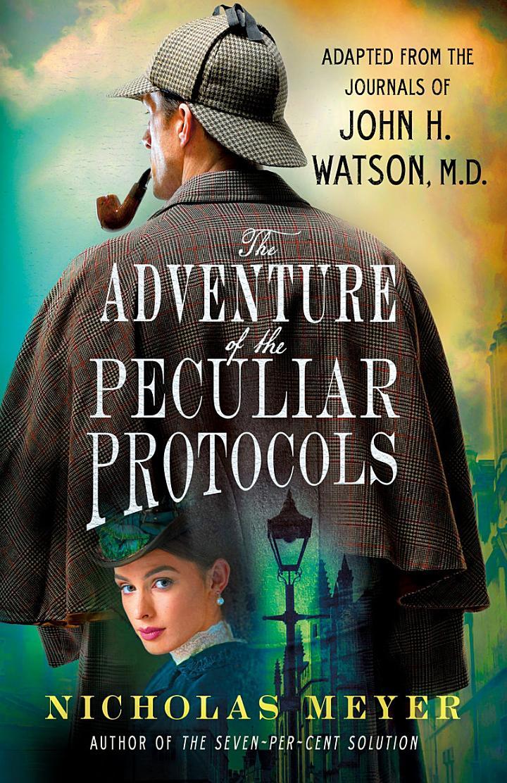 The Adventure of the Peculiar Protocols