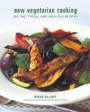 New Vegetarian Cooking PDF