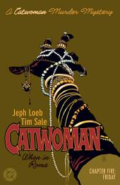 Catwoman: When In Rome (2004-) #5