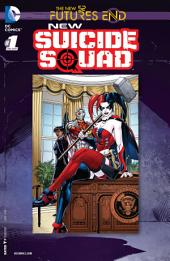 New Suicide Squad: Futures End (2014-) #1