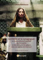 Christ et la synagogue