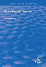 Risk in Probation Practice PDF