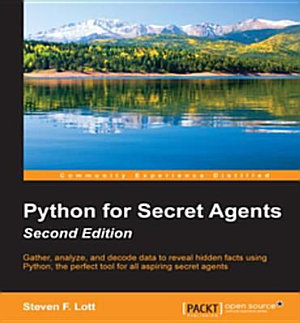 Python for Secret Agents   PDF