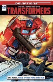 Transformers Deviations