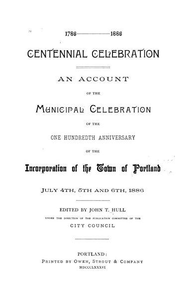 Download Centennial Celebration Book