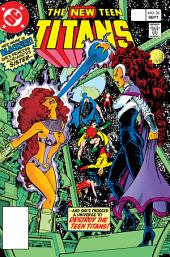 The New Teen Titans (1980-) #23