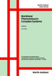 Nonlinear Phenomena in Complex Systems