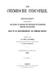 Chemie-Arbeit in Werk und Labor: Band 17