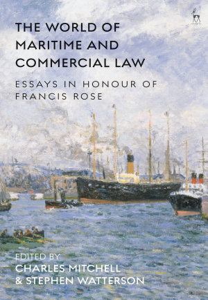 The World of Maritime and Commercial Law PDF