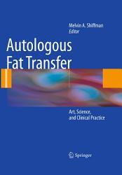 Autologous Fat Transfer Book PDF