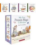 Possum Magic 4 Board Book Boxed Set