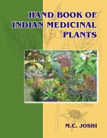 Hand Book of Indian Medicinal Plants PDF