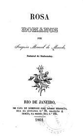 Rosa: romance, Volume 1