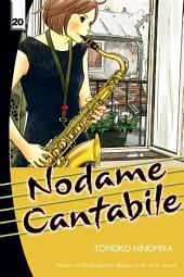 Nodame Cantabile: Volume 20