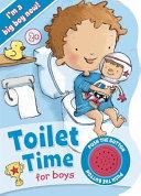 Toilet Time for Boys Sound Book PDF