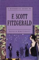 A Historical Guide to F  Scott Fitzgerald PDF