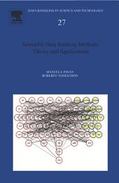 Scientific Data Ranking Methods: Theory and Applications