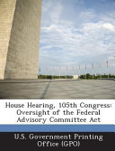 House Hearing  105th Congress PDF