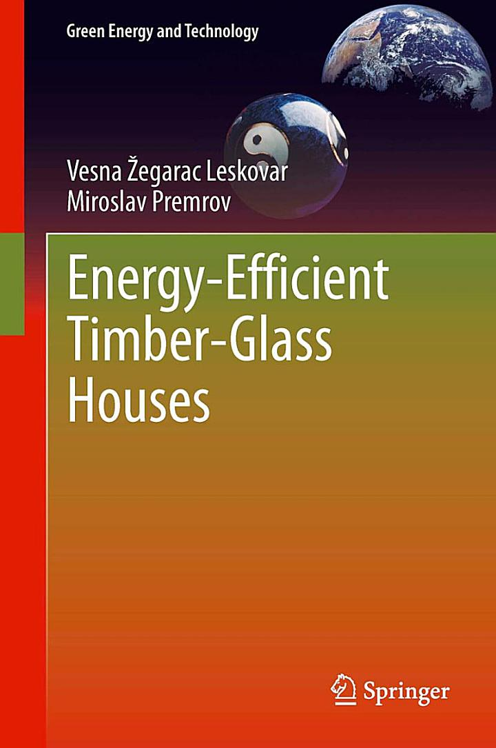 Energy-Efficient Timber-Glass Houses