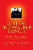 Lost on Skinwalker Ranch PDF