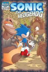 Sonic the Hedgehog #43